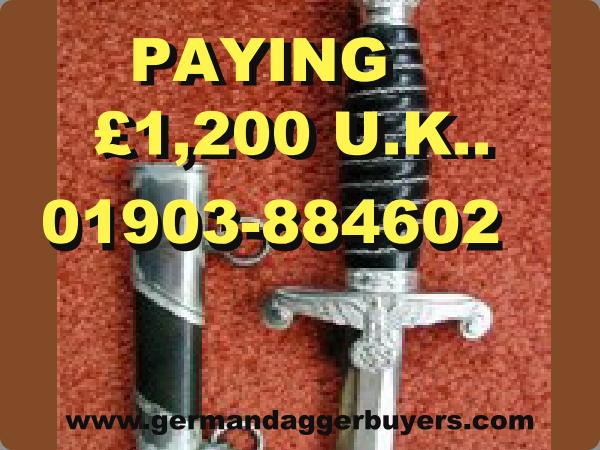 Home Page - German Dagger Buyers